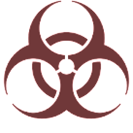 Logo hazardous waste