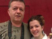 Blerina und der stolze Papa